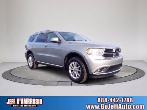 2015 Dodge Durango for sale at Jeff D'Ambrosio Auto Group in Downingtown PA