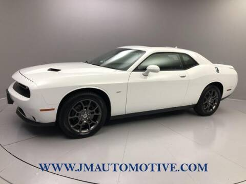 2018 Dodge Challenger for sale at J & M Automotive in Naugatuck CT