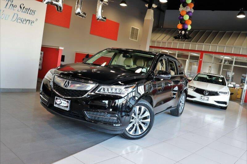 2016 Acura MDX for sale at Quality Auto Center in Springfield NJ