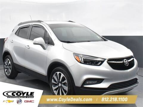2019 Buick Encore for sale at COYLE GM - COYLE NISSAN - New Inventory in Clarksville IN