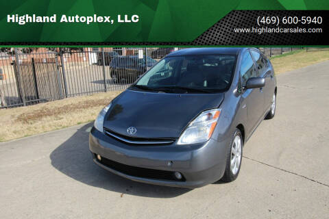 2009 Toyota Prius for sale at Highland Autoplex, LLC in Dallas TX