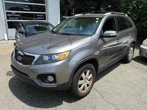2013 Kia Sorento for sale at Cj king of car loans/JJ's Best Auto Sales in Troy MI