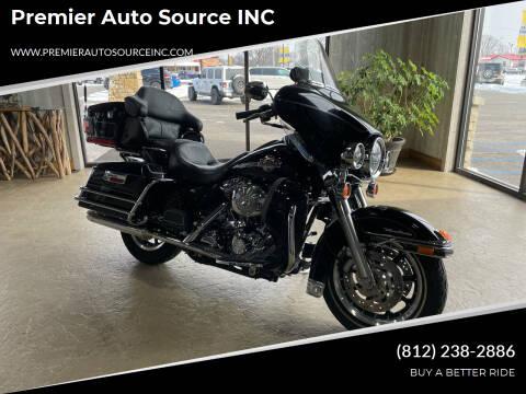 2005 Harley-Davidson FLHTCUI for sale at Premier Auto Source INC in Terre Haute IN
