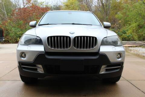 2007 BMW X5 for sale at CHIPPERS LUXURY AUTO, INC in Shorewood IL