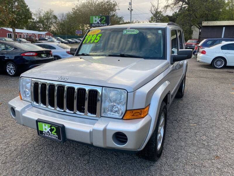 2007 Jeep Commander for sale at BK2 Auto Sales in Beloit WI