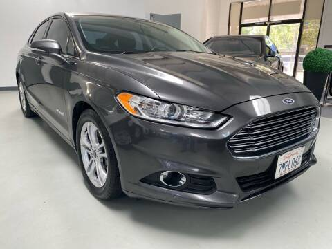 2016 Ford Fusion Hybrid for sale at Mag Motor Company in Walnut Creek CA