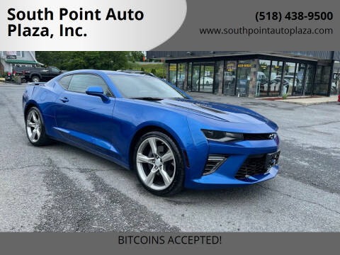 2018 Chevrolet Camaro for sale at South Point Auto Plaza, Inc. in Albany NY