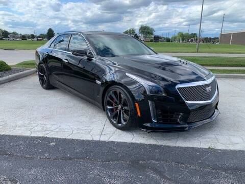 2017 Cadillac CTS-V for sale at Dunn Chevrolet in Oregon OH