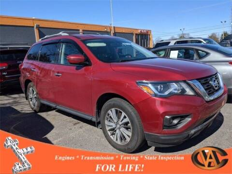 2017 Nissan Pathfinder for sale at VA Cars Inc in Richmond VA
