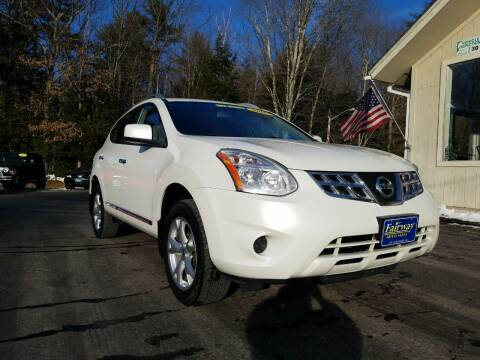 2011 Nissan Rogue for sale at Fairway Auto Sales in Rochester NH