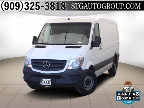 2015 Mercedes-Benz Sprinter Cargo for sale at STG Auto Group in Montclair CA