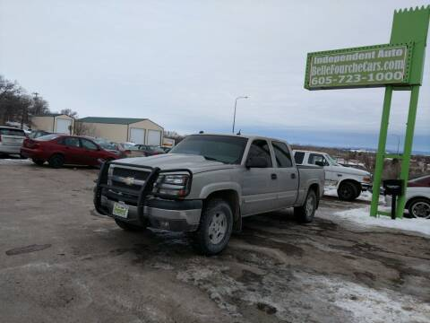 2004 Chevrolet Silverado 1500 for sale at Independent Auto in Belle Fourche SD