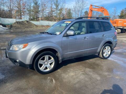 2010 Subaru Forester for sale at Amherst Street Auto in Manchester NH