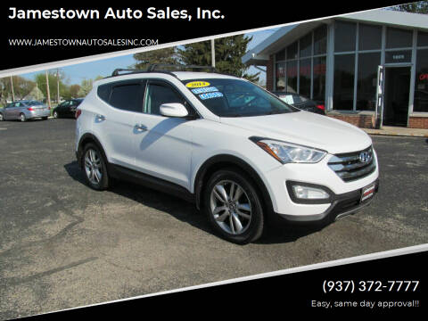 2014 Hyundai Santa Fe Sport for sale at Jamestown Auto Sales, Inc. in Xenia OH