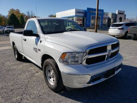 2019 RAM Ram Pickup 1500 Classic for sale at LeMond's Chevrolet Chrysler in Fairfield IL