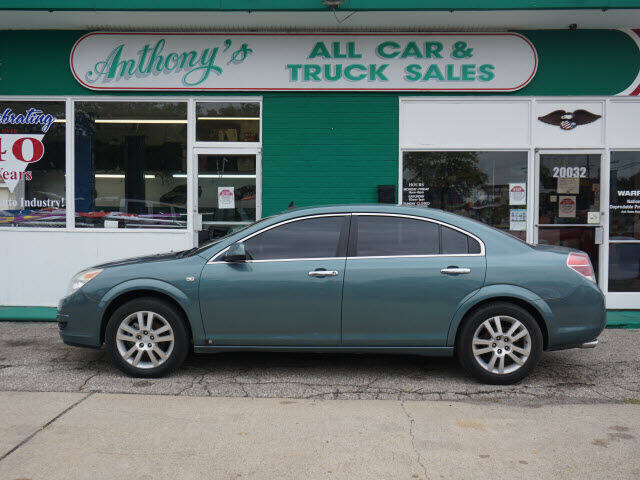 2009 Saturn Aura for sale at Anthony's All Cars & Truck Sales in Dearborn Heights MI
