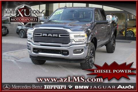 2019 RAM Ram Pickup 2500 for sale at Luxury Motorsports in Phoenix AZ