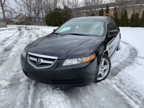 2006 Acura TL for sale at TKP Auto Sales in Eastlake OH