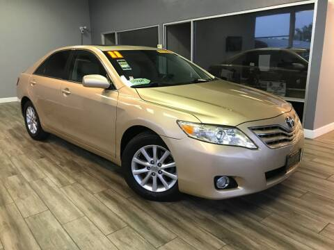 2011 Toyota Camry for sale at Golden State Auto Inc. in Rancho Cordova CA