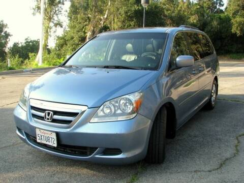 2007 Honda Odyssey for sale at Used Cars Los Angeles in Los Angeles CA