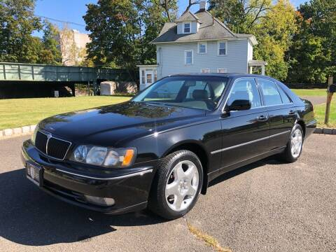 2000 Infiniti Q45 for sale at Mula Auto Group in Somerville NJ
