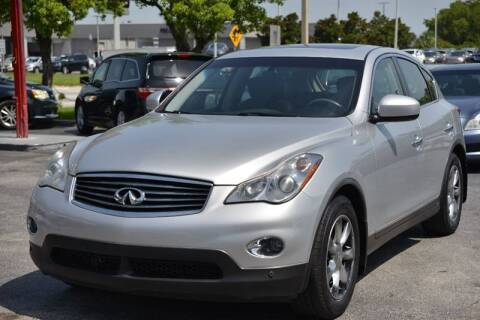 2008 Infiniti EX35 for sale at Motor Car Concepts II - Apopka Location in Apopka FL