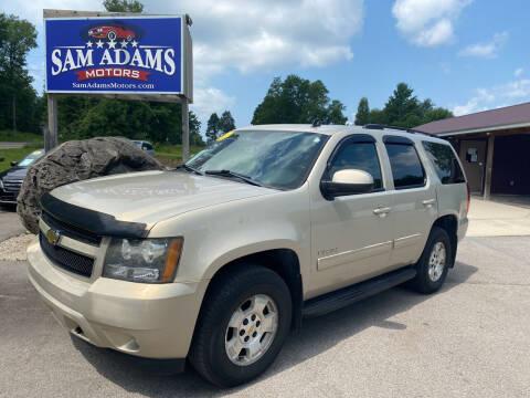 2010 Chevrolet Tahoe for sale at Sam Adams Motors in Cedar Springs MI