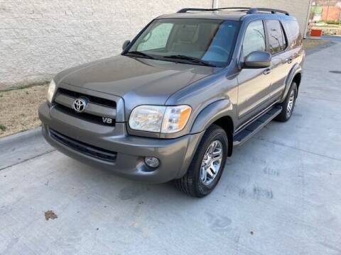 2007 Toyota Sequoia for sale at Raleigh Auto Inc. in Raleigh NC