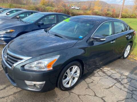 2013 Nissan Altima for sale at Hillside Motors in Campbell NY