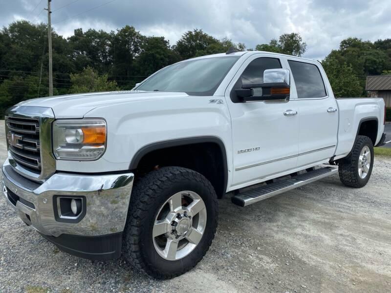 2016 GMC Sierra 2500HD for sale at RCD Trucks in Macon GA