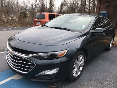 2020 Chevrolet Malibu for sale at Scotty's Auto Sales, Inc. in Elkin NC