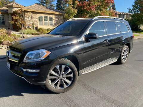 2013 Mercedes-Benz GL-Class for sale at Zapp Motors in Englewood CO