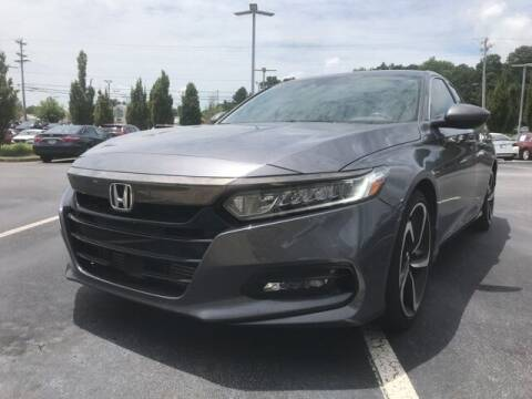 2020 Honda Accord for sale at Southern Auto Solutions - Lou Sobh Honda in Marietta GA