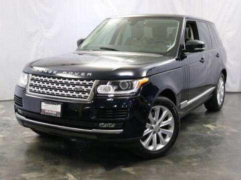 2014 Land Rover Range Rover for sale at United Auto Exchange in Addison IL