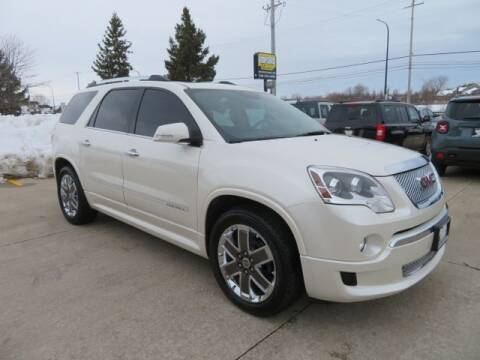 2012 GMC Acadia for sale at Import Exchange in Mokena IL