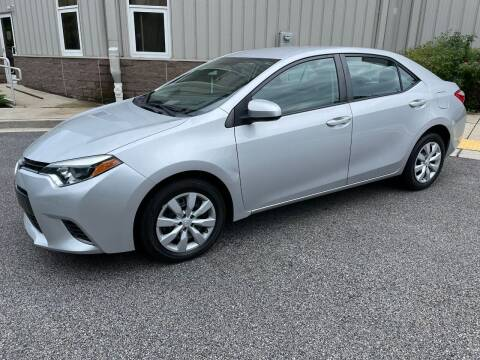 2015 Toyota Corolla for sale at AMERICAR INC in Laurel MD
