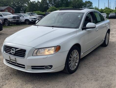 2012 Volvo S80 for sale at Volare Motors in Cranston RI