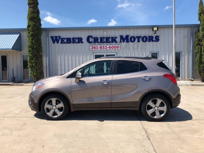 2014 Buick Encore for sale at Weber Creek Motors in Corpus Christi TX