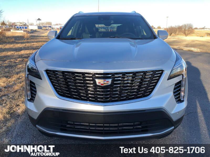 2020 Cadillac XT4 for sale at JOHN HOLT AUTO GROUP, INC. in Chickasha OK