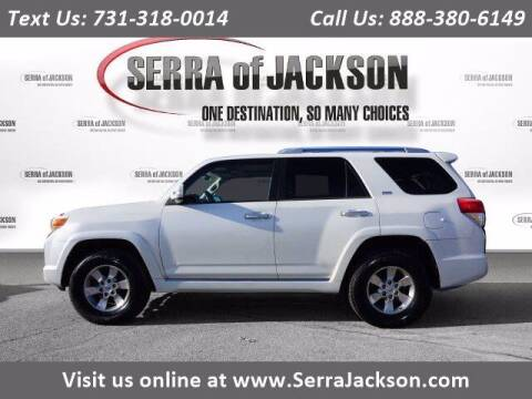 2010 Toyota 4Runner for sale at Serra Of Jackson in Jackson TN