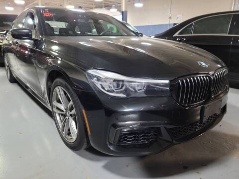 2019 BMW 7 Series for sale at AW Auto & Truck Wholesalers  Inc. in Hasbrouck Heights NJ