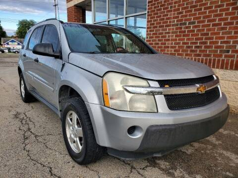 2006 Chevrolet Equinox for sale at Boardman Auto Exchange in Youngstown OH