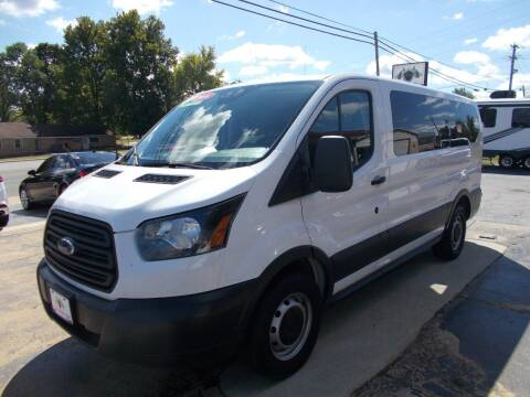 2016 Ford Transit Passenger for sale at High Country Motors in Mountain Home AR