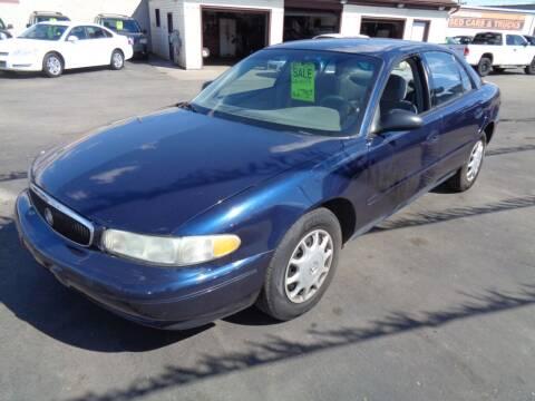 2003 Buick Century for sale at Aspen Auto Sales in Wayne MI