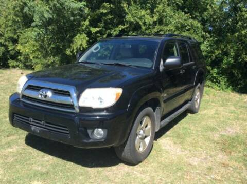 2008 Toyota 4Runner for sale at Allen Motor Co in Dallas TX