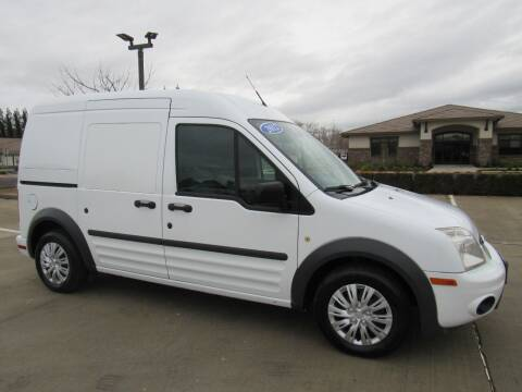 2012 Ford Transit Connect for sale at Repeat Auto Sales Inc. in Manteca CA