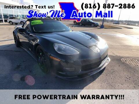 2012 Chevrolet Corvette for sale at Show Me Auto Mall in Harrisonville MO