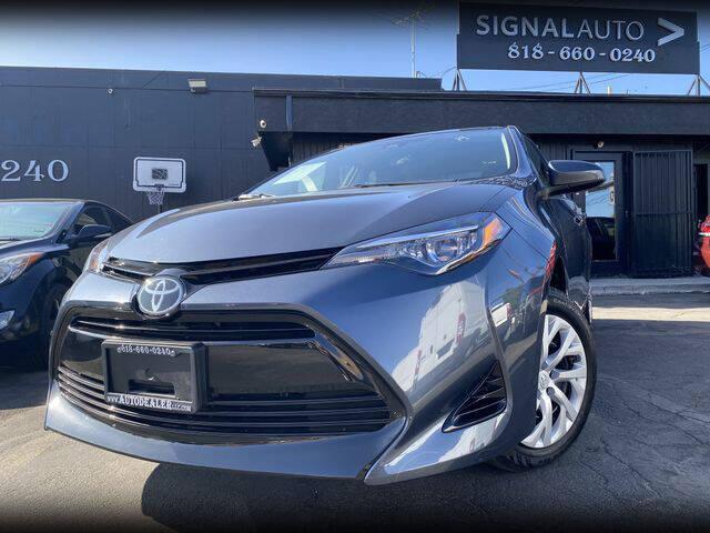 2018 Toyota Corolla for sale in Sylmar, CA