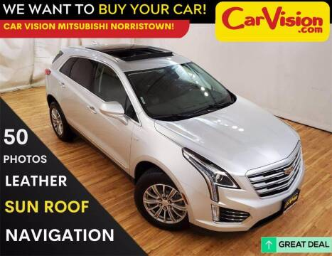 2017 Cadillac XT5 for sale at Car Vision Mitsubishi Norristown in Trooper PA