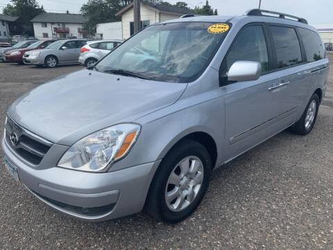 2007 Hyundai Entourage for sale at CHRISTIAN AUTO SALES in Anoka MN